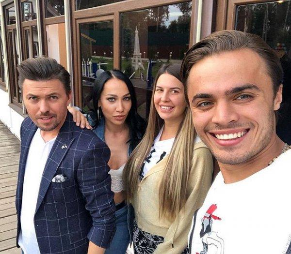Алексей Купин определился со свадебным танцем
