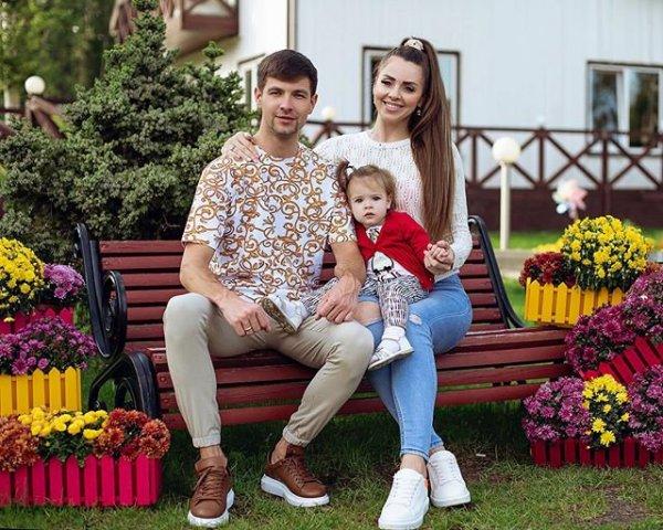 Ольга и Дмитрий Дмитренко ушли в очередной отпуск