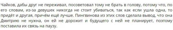 Ирина Пингвинова придумала очередной план