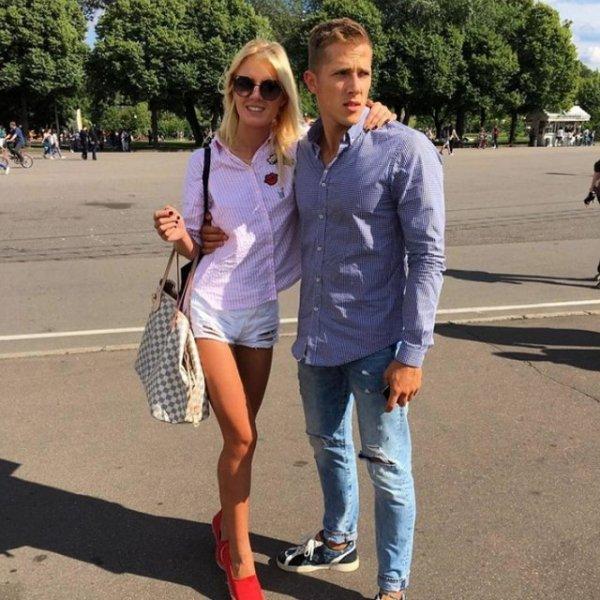 Федор Стрелков встретился с Кристиной Лясковец