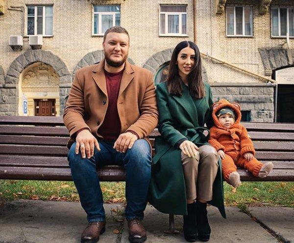 Богдана Кварацхелия не может прожить без ссор с мужем