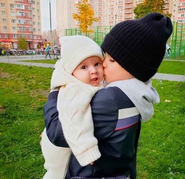 Ольга Гажиенко о проблемах старшего сына