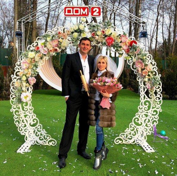 Розалия Райсон и Андрей Шабарин нашли повод для праздника