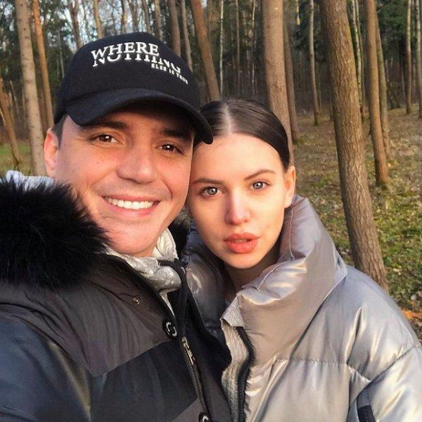 Александра Артемова гордиться своим супругом
