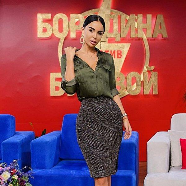 Анна Левченко готова бороться с лишним весом