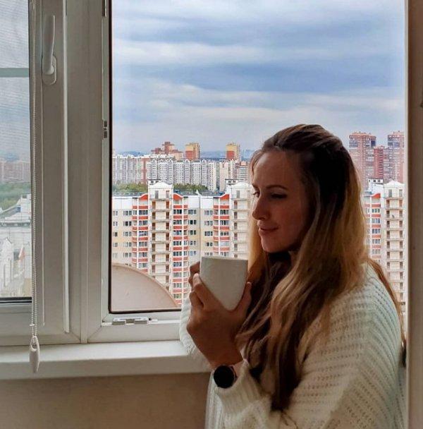 Ольга Гажиенко рассказывает некоторые подробности своей жизни