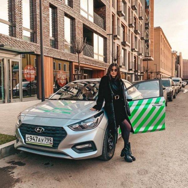 Ксения Бородина недовольна автохамами на дорогах