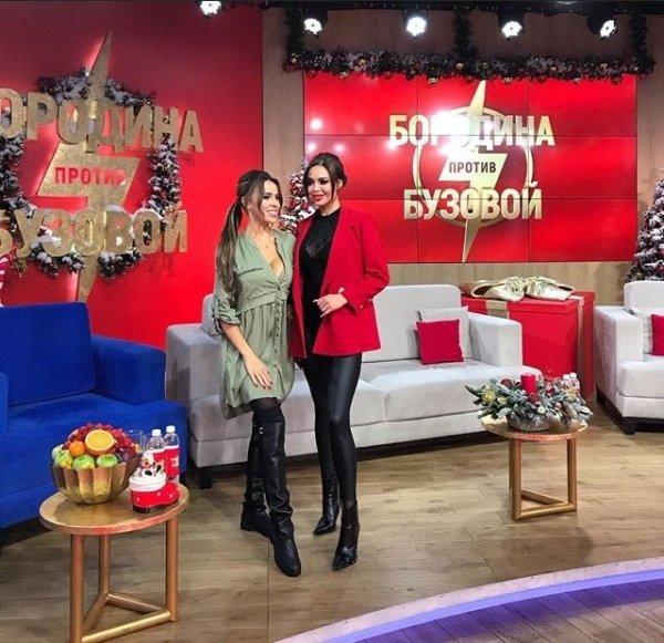 Татьяна Строкова поддержала Юлию Белую в её начинаниях