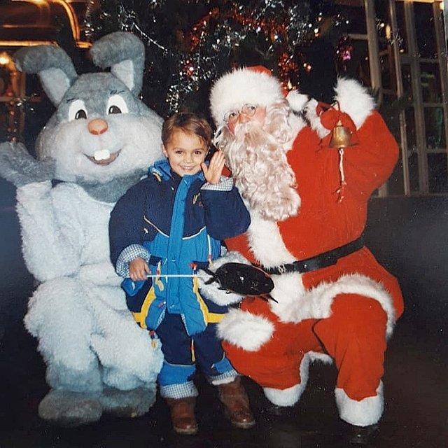 Алексей Купин верит в Деда Мороза