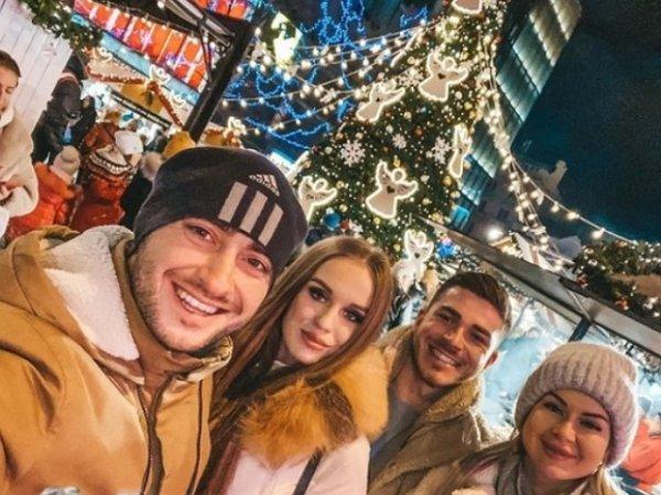 Алексей Безус рассказал о своих новогодних каникулах