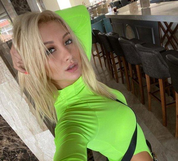 Марго Овсянникова радуется жизни как ребенок