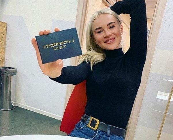 Татьяна Охулкова начала учиться на психолога