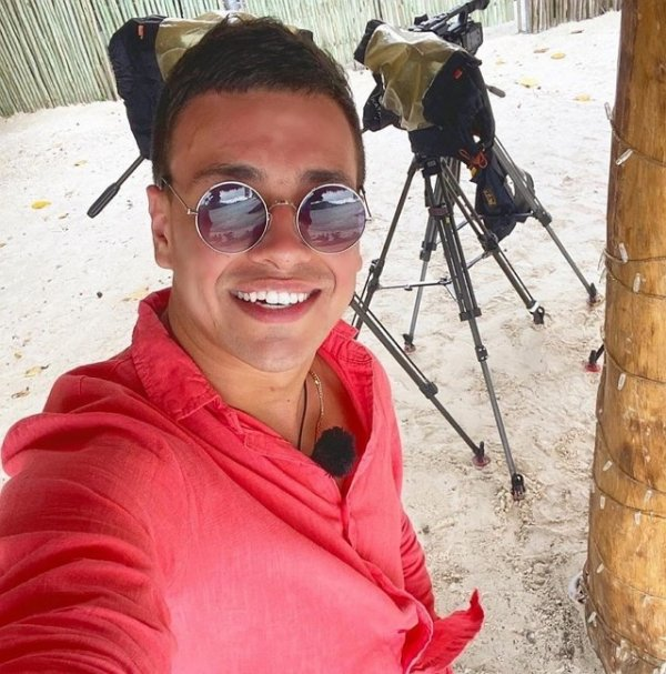 Даниил Сахнов распрощался с Татьяной Строковой