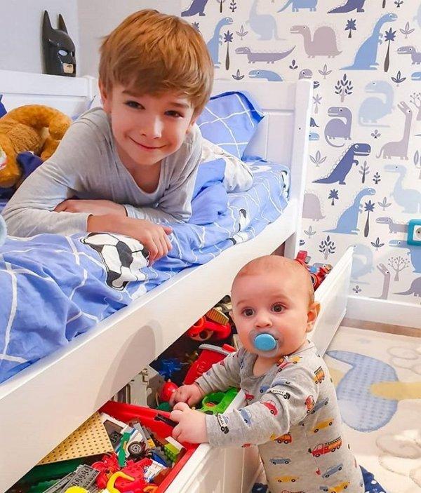 Ольга Гажиенко подняла тему детских игрушек