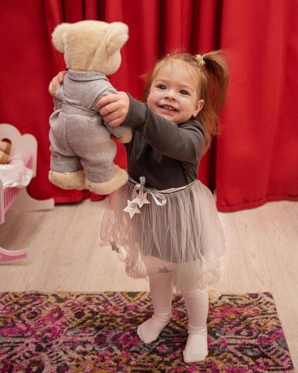 Ольга Рапунцель признается в любви к дочери