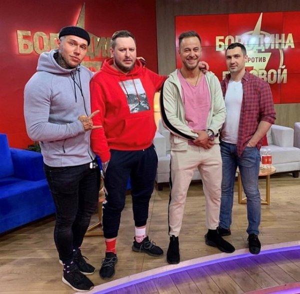 Денис Новиков отказался от Александры Узерцовой