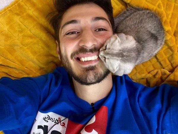 Иосиф Оганесян прокомментировал советы по воспитанию котёнка
