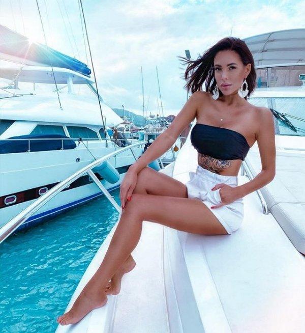 Юлия Белая поведала почему её пересилили на яхту