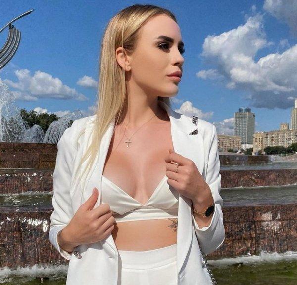 Милена Безбородова и Таня Строкова помирились