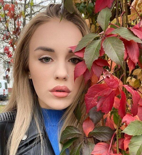 Милена Безбородова переживает из-за постоянного герпеса