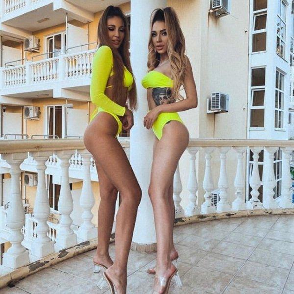 Савкина и Захарова отправились отдыхать в Сочи